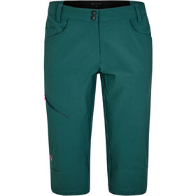 Ziener Nioba 3/4 Pants Women, spruce green